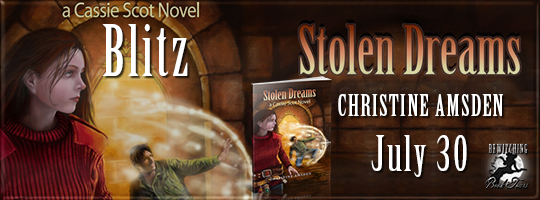 Guest Blog: All Good Things by Stolen Dreams' Author Christine Amsden
