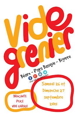 Vide Grenier #10  Béarn, Pays Basque et Bigorre