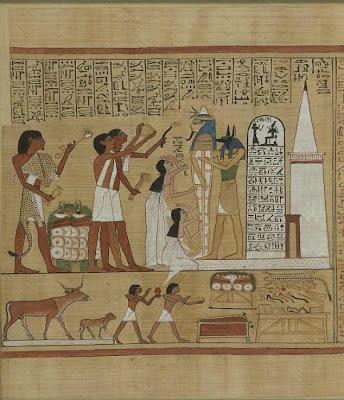 Συγκλονισμένοι οι αρχαιολόγοι λιποθύμησαν όταν βρήκαν «το βιβλίο των νεκρών»