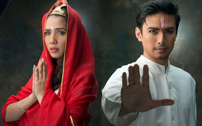 Christian Bautista and Karylle play the lead roles of Rama and Sita in the Ballet Philippines adaptation of 'Rama, Hari'
