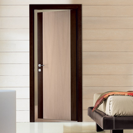 Consigli per la casa e l 39 arredamento le porte in weng - Rovere sbiancato porte ...