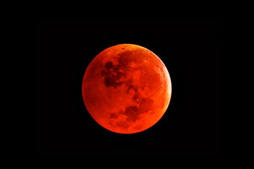 ACTIVATION OF THE 777 CODES THROUGH THE FULL BLOOD MOON / LUNAR ECLIPSE  Blood-moon