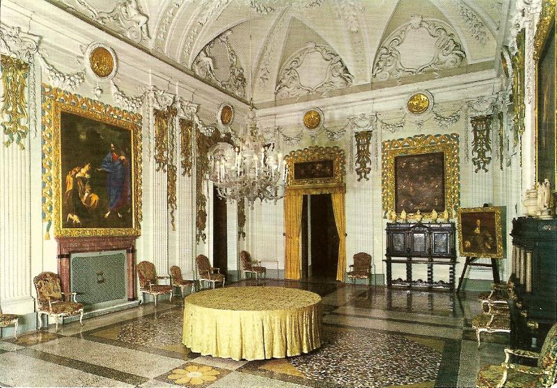 La favola della botte palazzo borromeo un dono d amore for Planimetrie del palazzo con sala da ballo