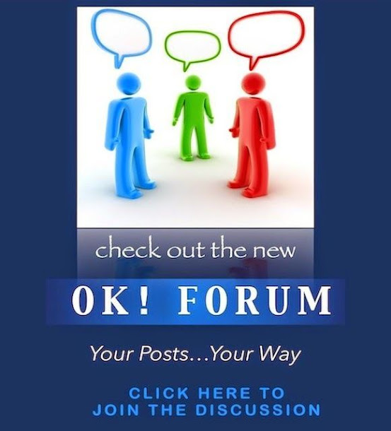 "The ""New"" OK! FORUM Is Here!!!"
