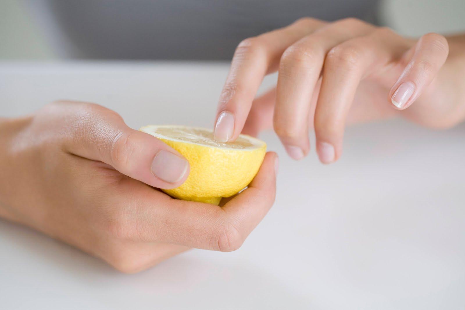Yellow Fingernails Diabetes 32