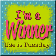 Use it Tuesday winner