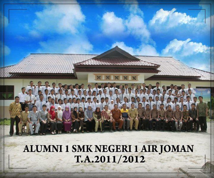 SMK NEGERI 1 AIR JOMAN