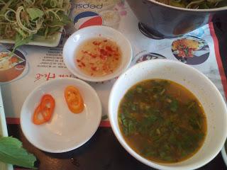Vietnamita piatto: Bun Bo Hue