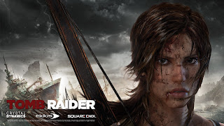 Lara Croft Tomb Raider 2013 Game HD Wallpaper
