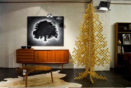 imagen de arbol navideño tematico