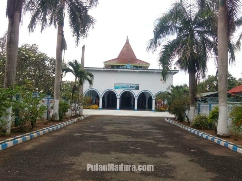 Kisah Masjid Tua di Bangkalan - Masjid Jami' Mlajah