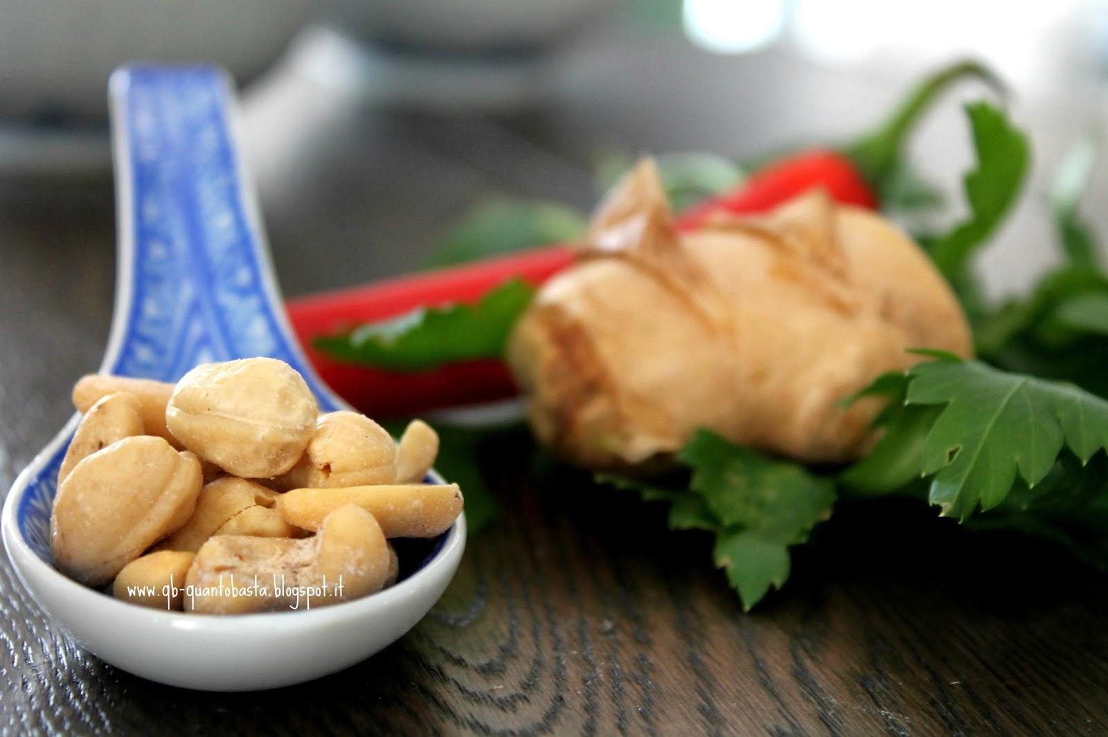 Q.b. - Quanto Basta: pollo esotico con latte di cocco e verdure