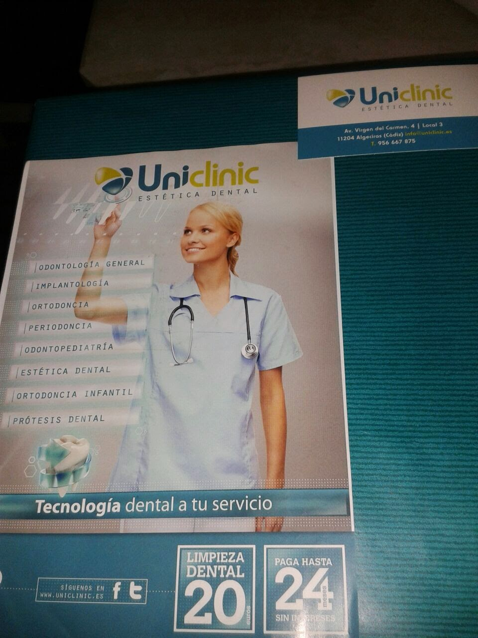 UNICLINIC ESTÉTICA DENTAL - ALGECIRAS