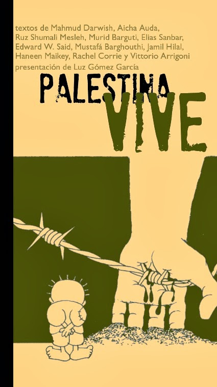 Palestina Vive, livro para baixar