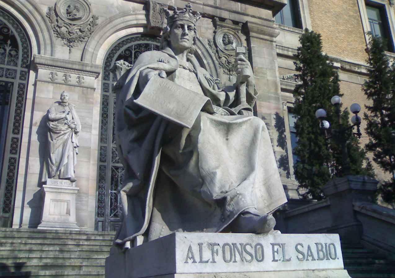 Alfonso X el sabio y las Partidas