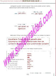 6.Sinif  Turkce Doku Yayinlari Ogrenci Calisma Kitabi Sayfa 165