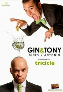Tricicle Gin Tony Humor Comedia Teatro