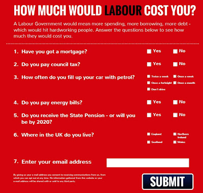 Councillor Richard Stay How Much Would Labour Cost You