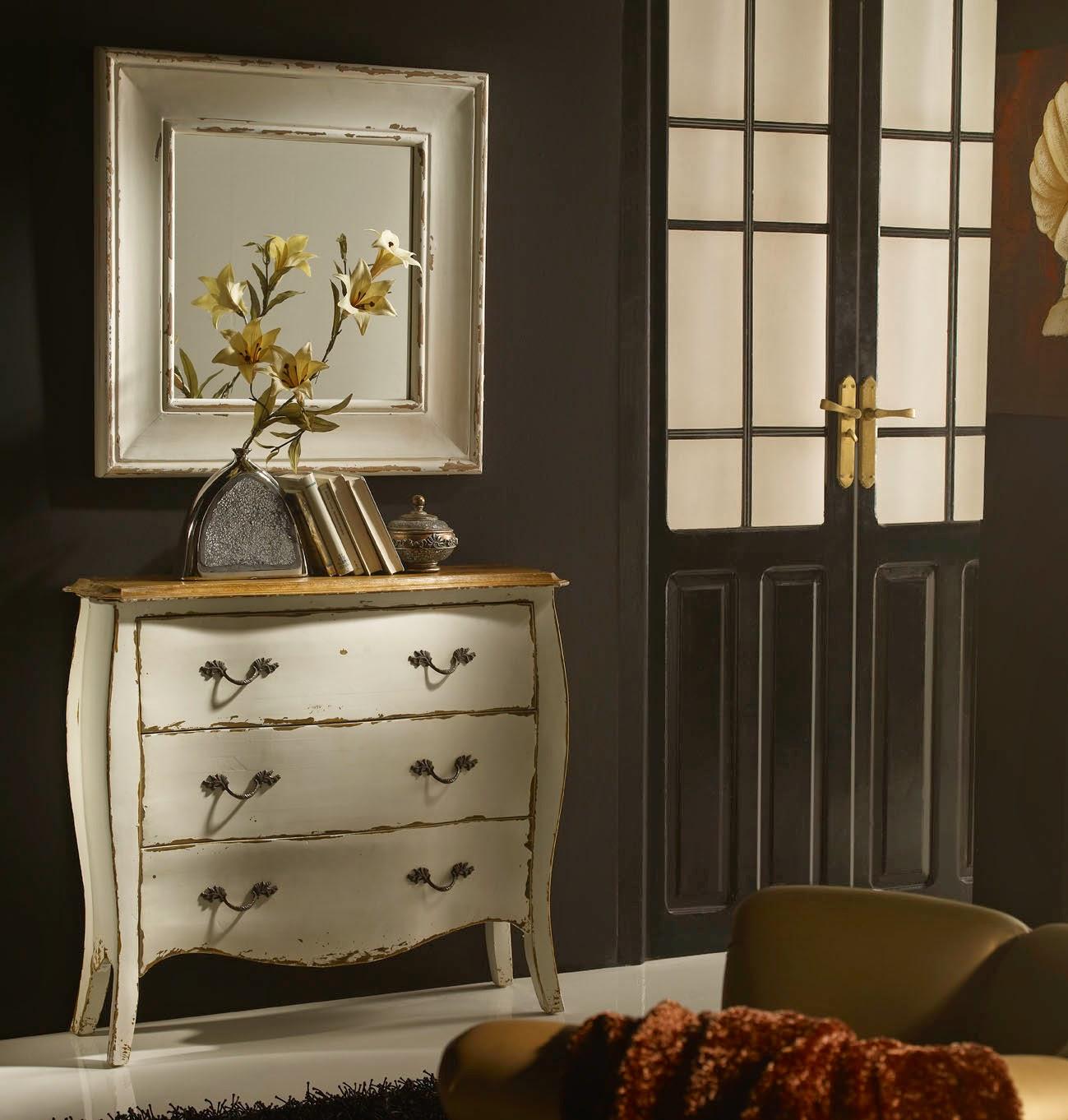 Muebles recibidor pasillos y escaleras decoraci n de - Decoracion pasillos y recibidores ...