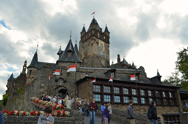 we took the road less traveled: cochem, germany