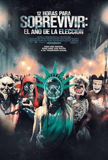 12 Horas Para Sobrevivir: El Año De La Elección Poster