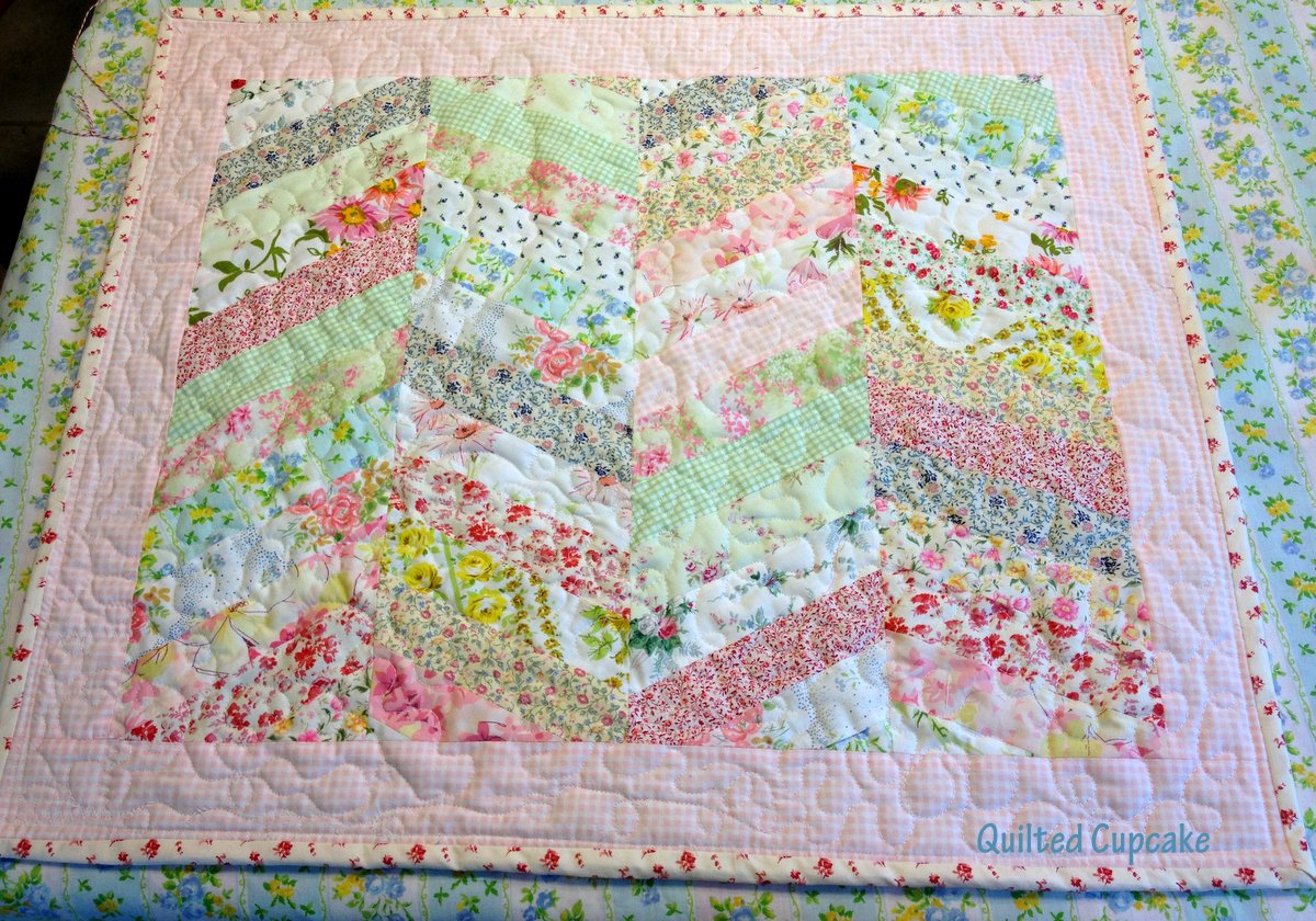 sweatshop a chic april with meld shabby blush well minkey and tumbler dimple which all dot salmon but how color photos olde like photographs colors t tones these the don quilts ye capture accuquilt quilt harmonize