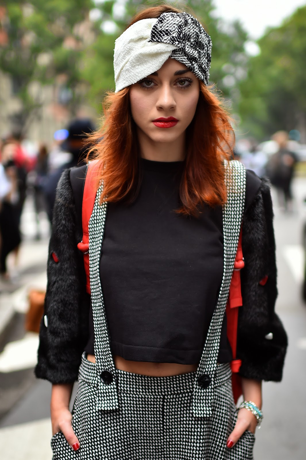Milan Fashion Week 2015 - Street Style in Pictures