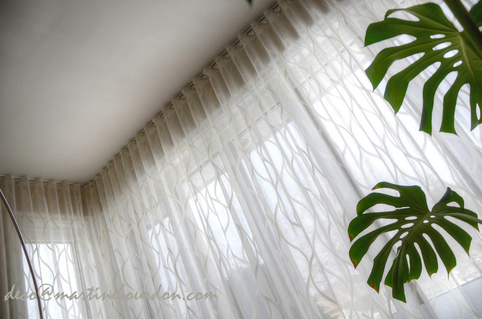 L 39 espace d co rideaux mur mur un classique des plus for Modele de rideau pour fenetre
