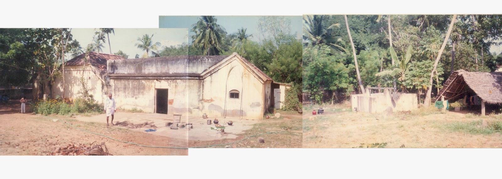 Ponnavarayankottai  village