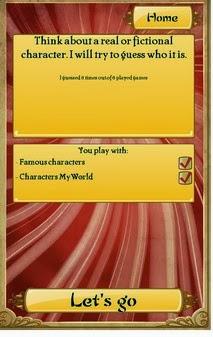 Akinator the Genie android apk - Screenshoot