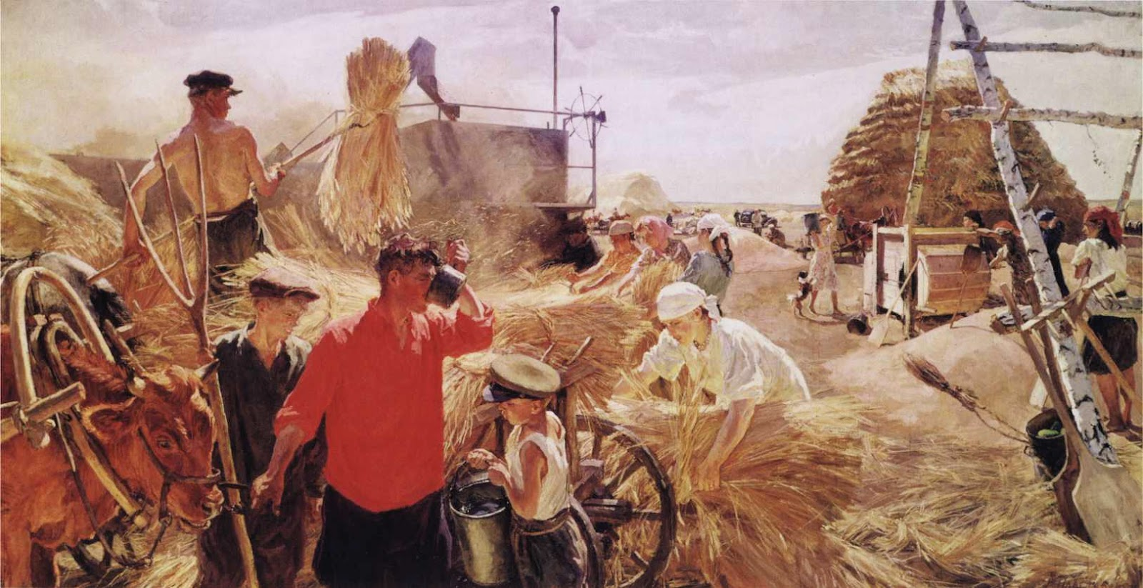 collectivisation and industrialisation in russia The soviet collective farm, 1929–1930 (volume 2 of the industrialization of soviet russia) petr soviet collectivisation and its specific focus on.
