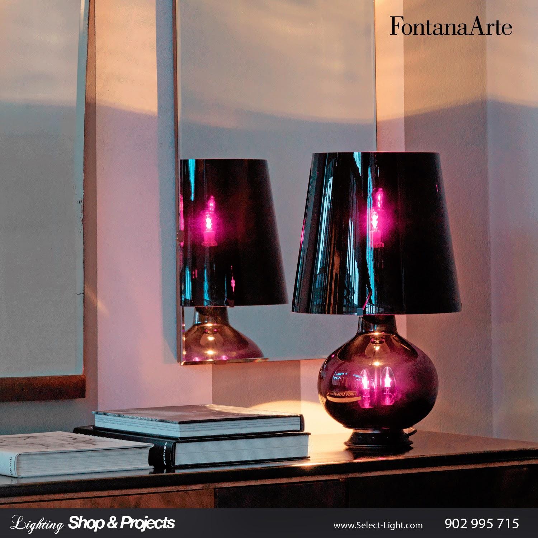 Fontana Arte lamps