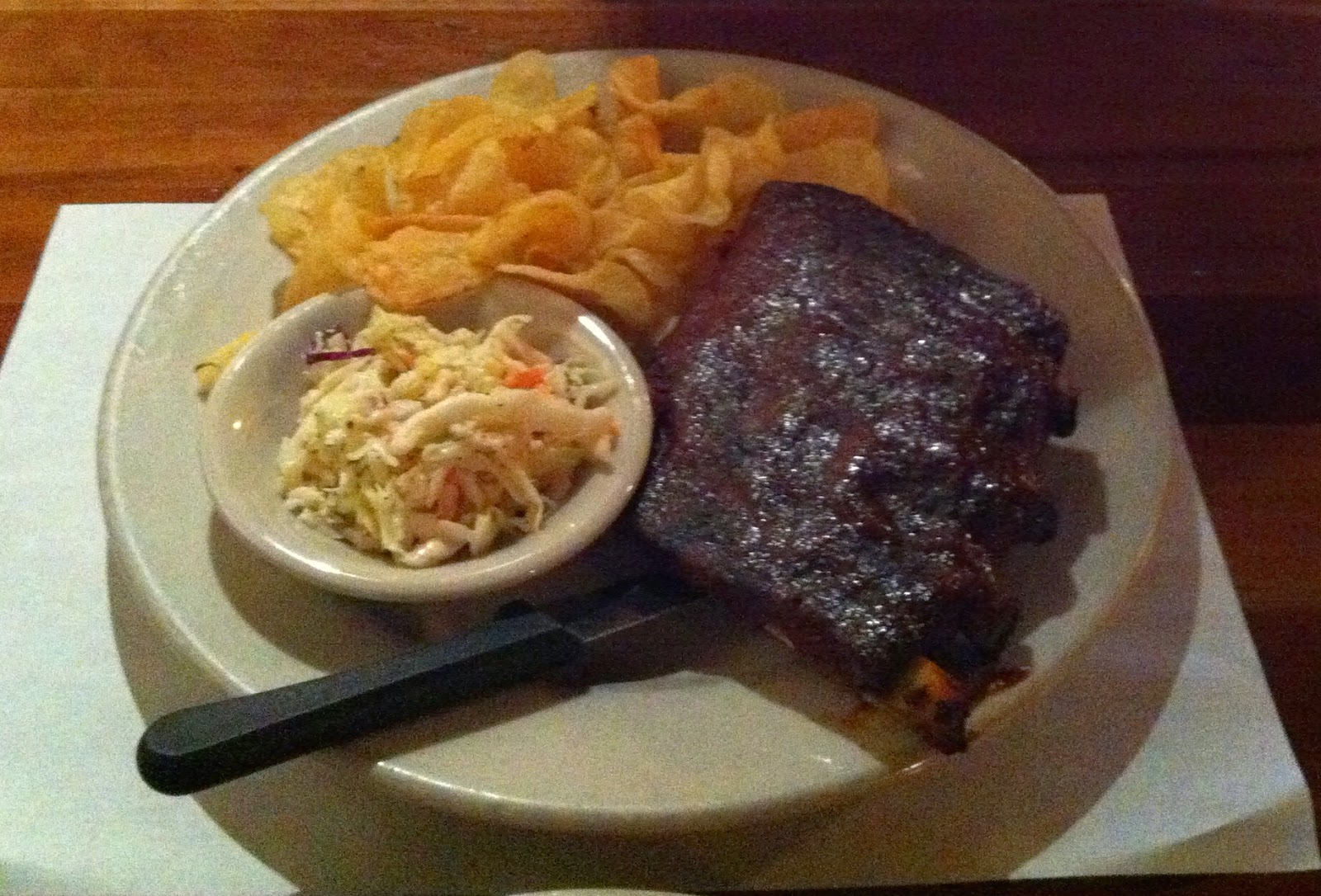 BBQ Ribs at Dogfish Bar and Grille by Don Taylor | CC BY CA