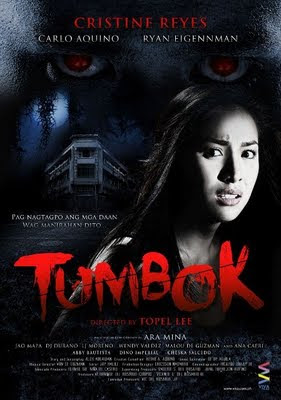 Tumbok Cristine Reyes |  Horror Movie
