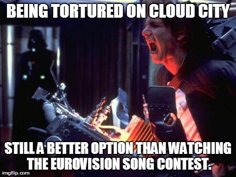 star wars eurovision
