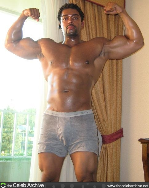 Beef Cake Hunks: David Otunga