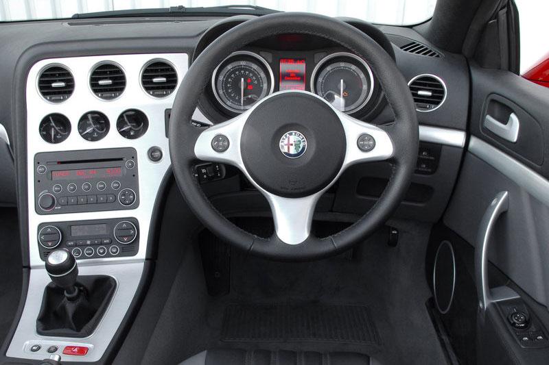 Top Gear: 2008 Alfa Romeo Spider