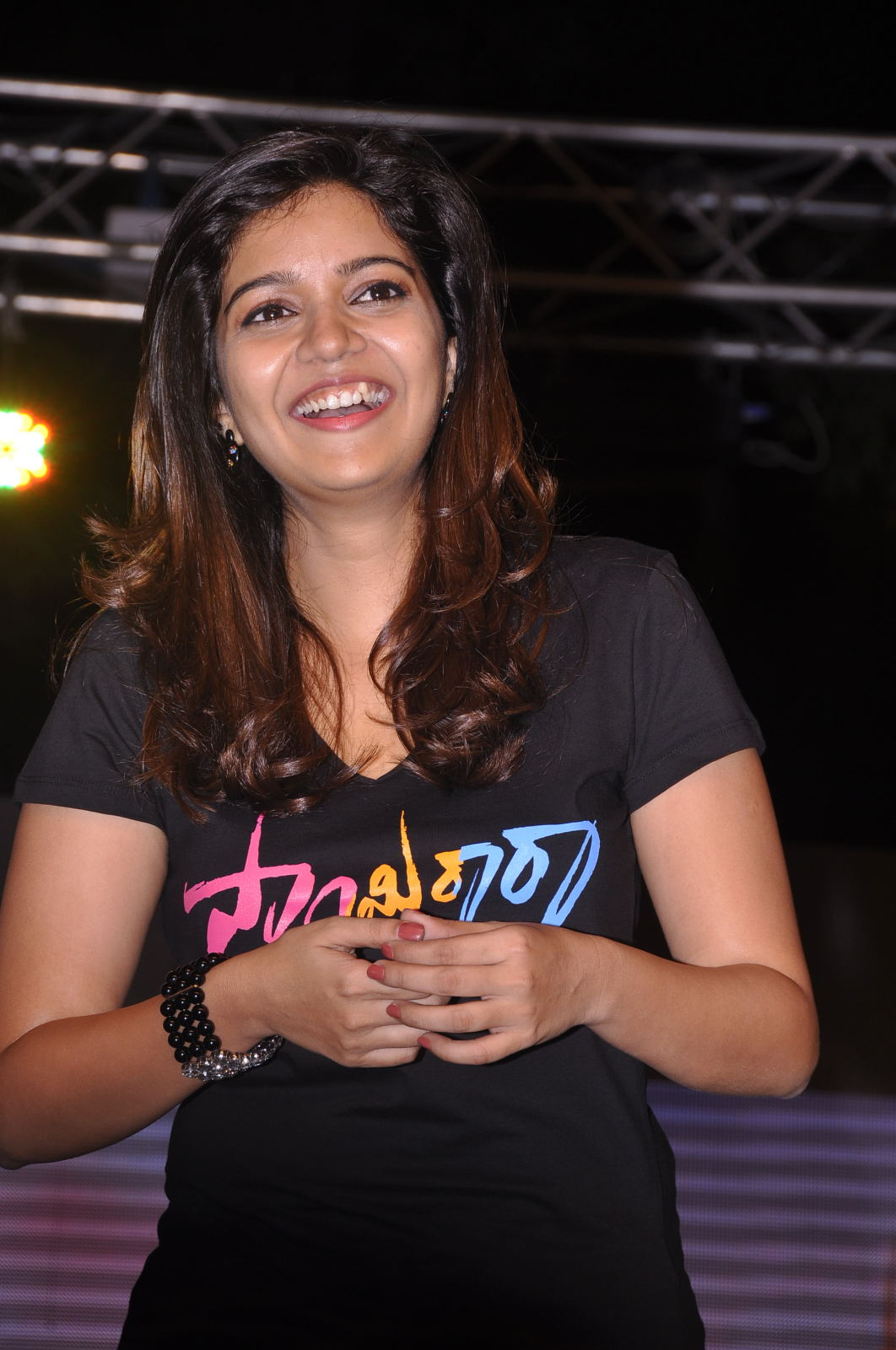Colors Swathi @ Swami ra ra audio launch