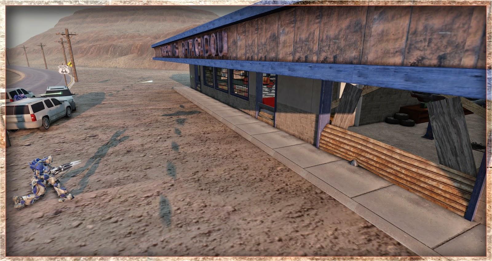 dim design  projet gaz station