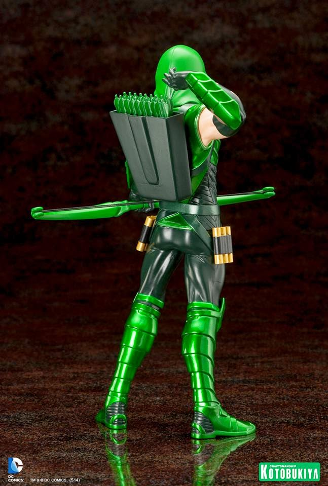 Kotobukiya New 52 Green Arrow ARTFX Statue