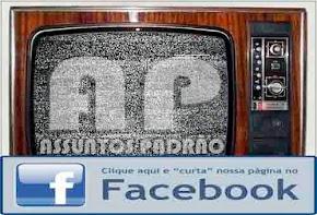 Assuntos Padrão no Facebook