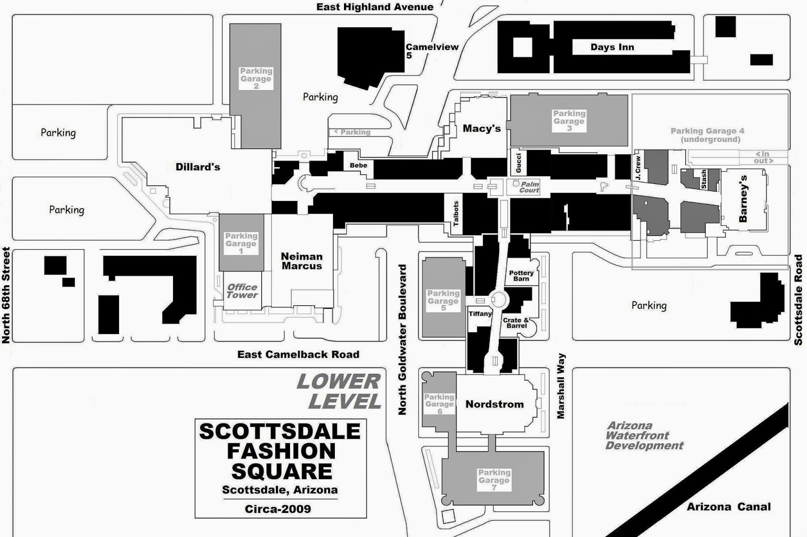 Nordstrom scottsdale fashion square 58