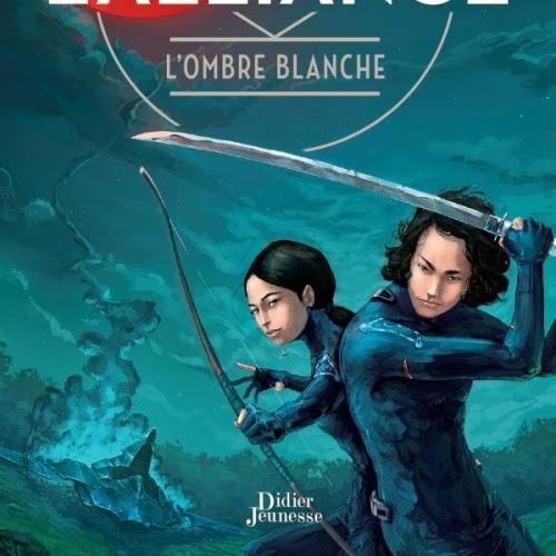 Les Mondes de l'Alliance, tome 1 : L'Ombre Blanche de David Moitet