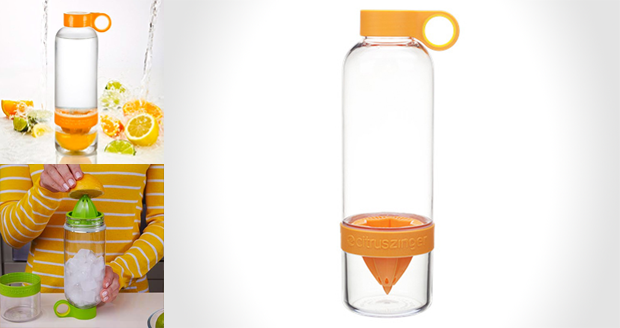 Citrus Zinger Water Infusing Bottle