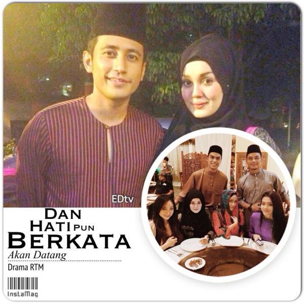 Dan Hati Pun Berkata (2015), Tonton Full Telemovie, Tonton Telemovie Melayu, Tonton Drama Melayu, Tonton Drama Online, Tonton Drama Terbaru, Tonton Telemovie Melayu.