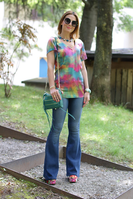 Hippie look, bell bottom pants, Lita platform shoes, Fashion and Cookies