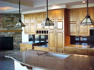 Kitchen Cabinets European