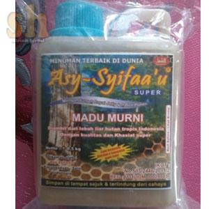 Madu Murni Asy-Syifaau 0.5Kg