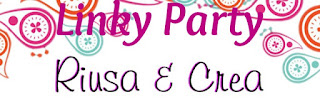 4° Linky Party by Riusa & Crea
