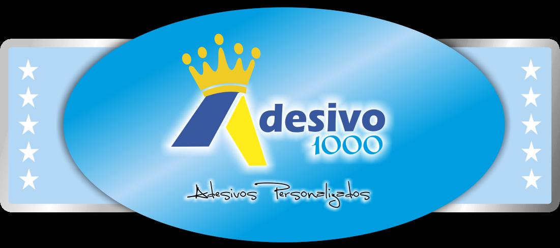Adesivo1000 - Comunicação Visual